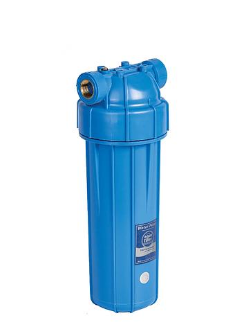 """Корпус фильтра для холодной воды 10"""" AquaFilter FHPRN12 1/2"""" синяя колба, фото 2"""