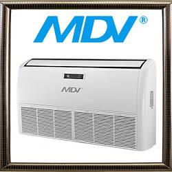 Напольно-стельовий внутрішній блок MDV MDUE-24HRFN1 3D DC-Inverter ERP