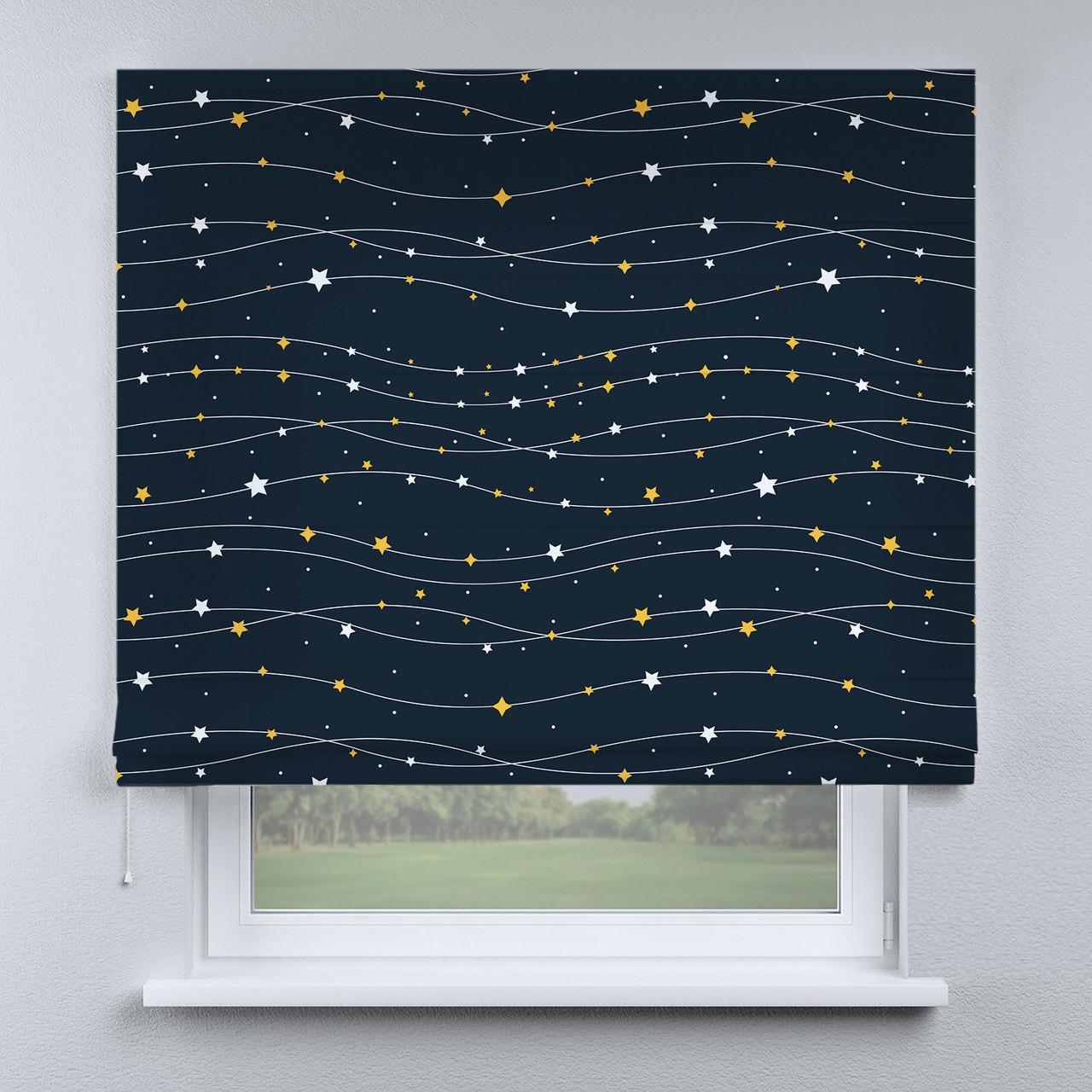 Римская фото штора Звезды