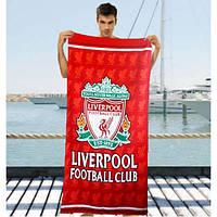 Мужское спортивное полотенце Liverpool - №4031
