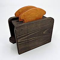"""Игрушечный тостер """"Диего"""" венге"""