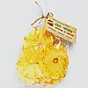 Фруктовые ананасовые чипсы 30 грамм, замена 270-300 г свежего ананаса