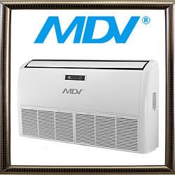 Напольно-стельовий внутрішній блок MDV MDUE-48HRFN1 3D DC-Inverter ERP