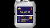 Грунтовка для внутренних работ TOTUS Grunt T9 Standard, 10 л