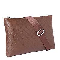Папка органайзер Fashion для документов коричневая 54293