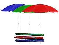 Зонт Пляжный 1.8 м с Напылением, фото 1