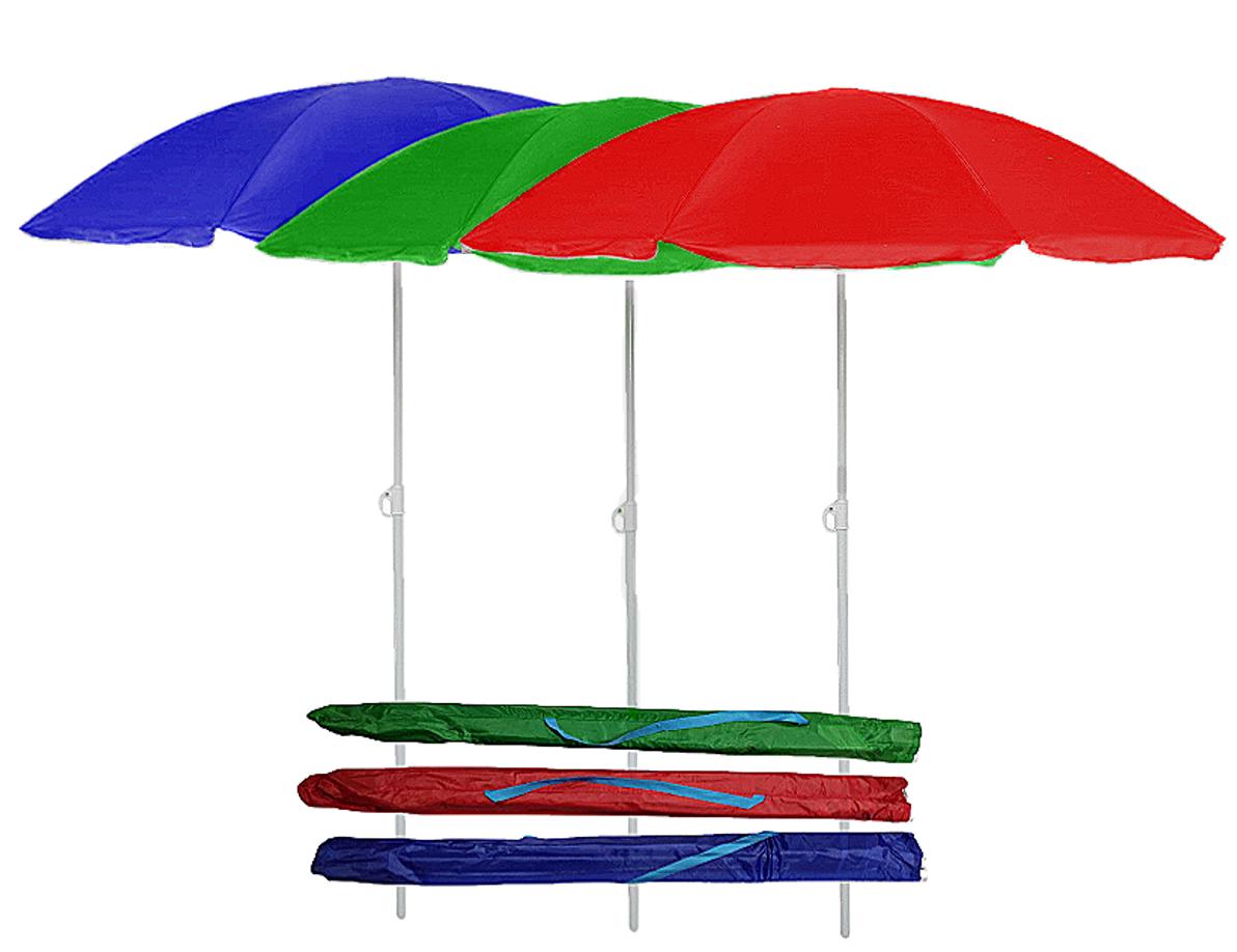 Зонт Пляжный 1.8 м с Напылением