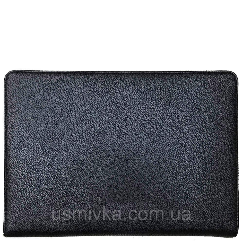 Папка органайзер Fashion для документов черная 54334
