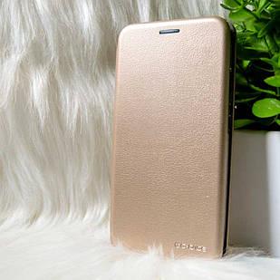 Чехол-книжка Huawei Y3 2017 золотистый