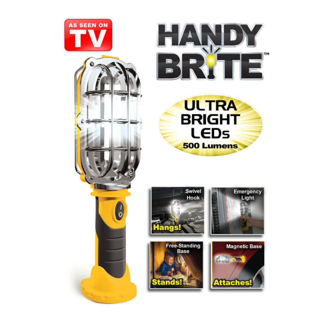[ОПТ] Портативний світильник Handy Brite