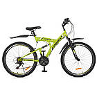 Спортивный велосипед колеса 26 дюймов PROFI G26GAMBLER S26MIX, фото 2