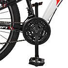 Спортивный велосипед колеса 26 дюймов PROFI G26GAMBLER S26MIX, фото 5
