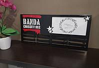 Медальница Banda crossfit box
