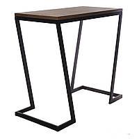 Барный стол Крокус, мебель лофт стол, лофт стіл, стол для бара, стіл для кафе, стіл до бару Loft