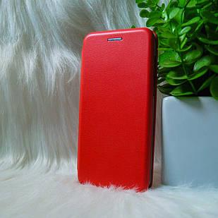 Чехол-книжка Samsung A320 A3 2017 красный