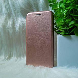 """Чохол-книжка Samsung A320 """"Elite Case"""" Рожеве золото (rose gold)"""