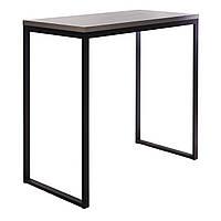 Барный стол Кубик, мебель лофт стол, лофт стіл, стол для бара, стіл для кафе, стіл до бару Loft