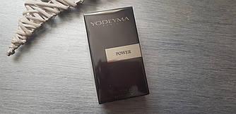 Мужская туалетная вода Yodeyma Power 100мл-аналог Paco Rabanne 1 million 100мл