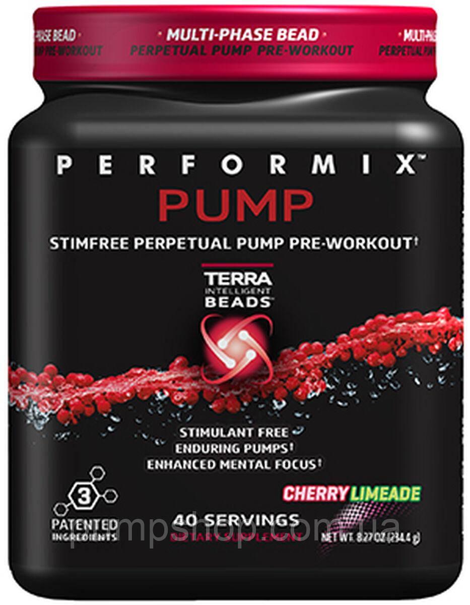 Предтренировочный комплекс Performix PUMP PreWorkout 40 порц. (уценка)