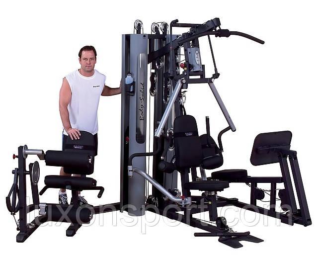 Фитнес станция BodySolid Bi-Angular Home Gym