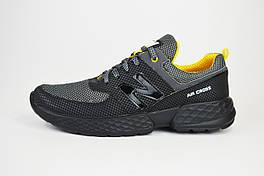 Кросівки текстильні Extrem 1431 Чорні