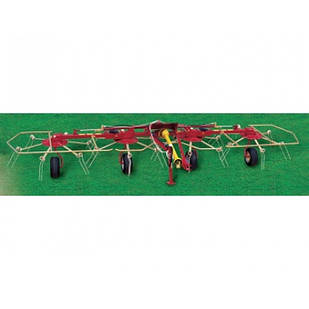 Роторные грабли-ворошилки, вспушиватели (ширина захвата до 7,8 м)