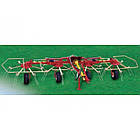 Роторные грабли-ворошилки, вспушиватели (ширина захвата до 7,8 м), фото 2
