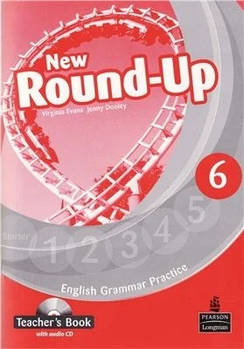 New Round-Up 6: teacher's Book with Audio CD