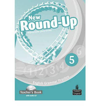 New Round-Up 5: teacher's Book with Audio CD