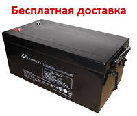 Аккумулятор Luxeon LX12-260MG 260Ач, фото 1
