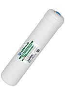 """Линейный угольный картридж с загрузкой KDF 2,5""""х12"""" Aquafilter AICRO-L4 резьбовой"""