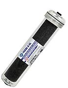 """Линейный угольный картридж 2,5""""х12"""" Aquafilter FCCBL-S-CL резьбовой"""