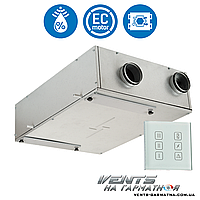 Вентс ВУТ 250 ПБ ЕС А14 (П/Л). Приточно-вытяжна установка с рекуператором.