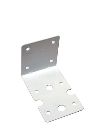 Одинарный монтажный кронштейн к корпусам BigBlue Aquafilter FXBRBB металл, фото 2