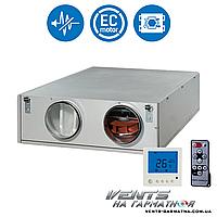 Вентс ВУТ 350 ПЭ ЕС А7 (П/Л). Приточно-вытяжна установка с рекуператором.