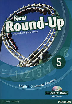 New Round-Up 5: student's Book with CD-ROM
