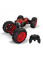 Радиоуправляемая машина HYPER Twister Climbr Legends  Champions вездеход джип перевертыш, 40 см, красная