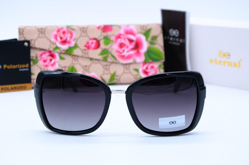 Женские солнцезащитные очки Бабочка Eternal 3334 А916-Р77-5