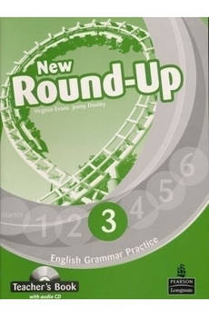 New Round-Up 3 teacher's Book with Audio CD