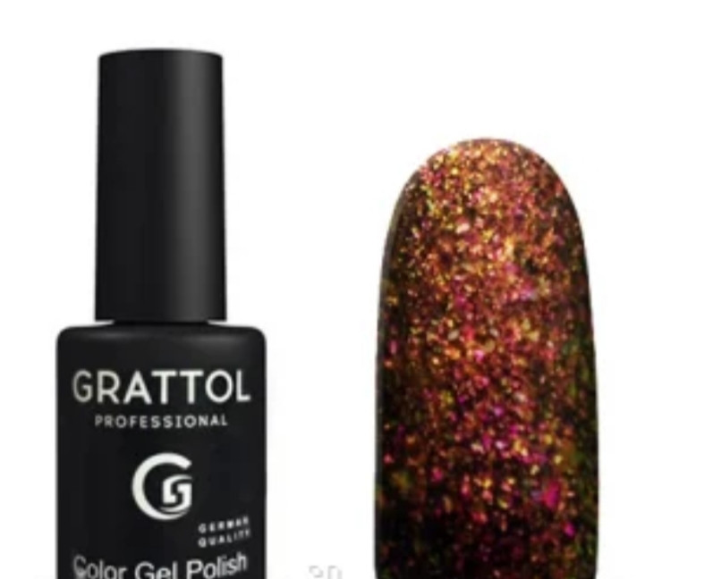 Гель-лак Grattol galaxy 003