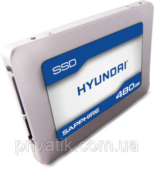 Твёрдотельный накопитель SSD Hyundai Sapphire 480GB