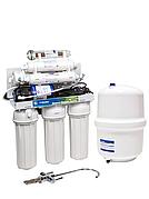 Семиступінчаста Система зворотного осмосу Aquafilter RP-RO7-75 з насосом