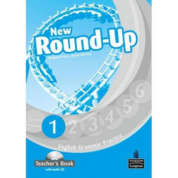 New Round-Up 1: teacher's Book with Audio CD