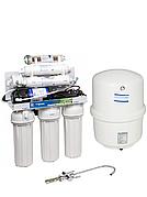 Семиступінчаста Система зворотного осмосу Aquafilter FRO5MPAJG з насосом