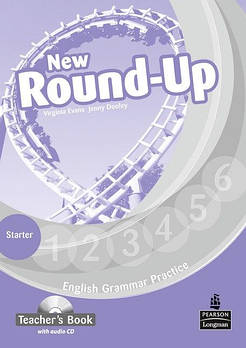 New Round-Up Starter: teacher's Book with Audio CD