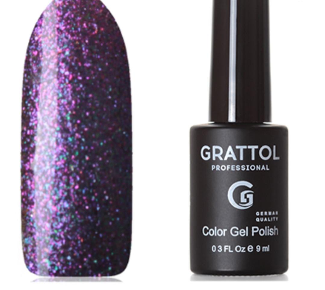 Гель- лак Grattol galaxy 004