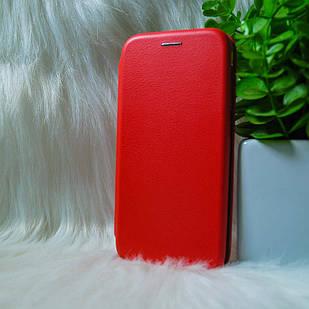 Чехол-книжка Samsung A520 A5 2017 красный