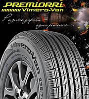 Шины 225/70R15C 121/121R M+S Premiorri Vimero-Van всесезонка