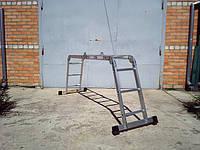 Лестница универсальная - трансформер (3x4) (3.6 м)