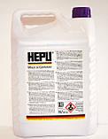 Антифриз HEPU G13 концентрат (-80) 5л. фиолетовый, фото 2